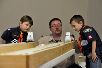 Pinewood Derby - District '14