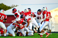 Sandy Creek FB vs. Doniphan-Trumbull