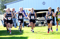 XC: South Central at districts, Minden