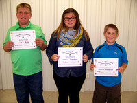 Clay County 4-H Achievement Night
