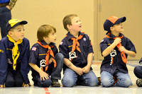 Sutton Scouts Pinewood Derby '12
